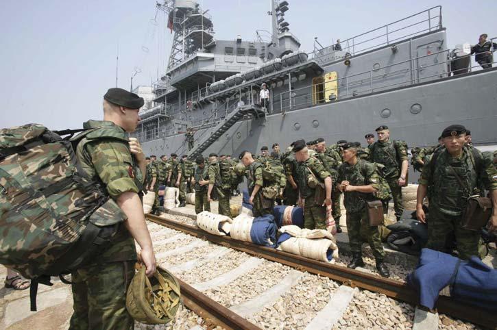 Морская пехота получила на вооружение уникальный бронежилет.